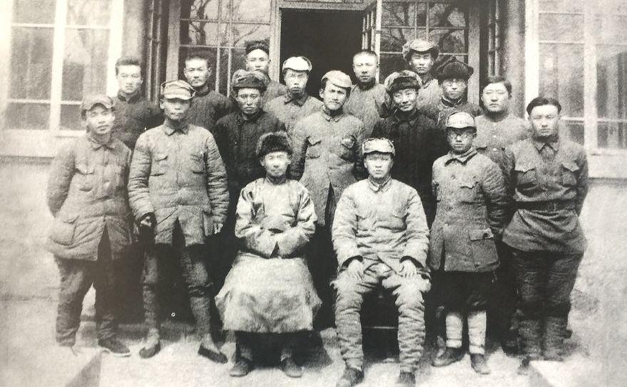 """传承内蒙古革命红色基因  凝聚""""建设亮丽内蒙古、共圆伟大中国梦""""的磅礴力量(连载四) 第24张"""