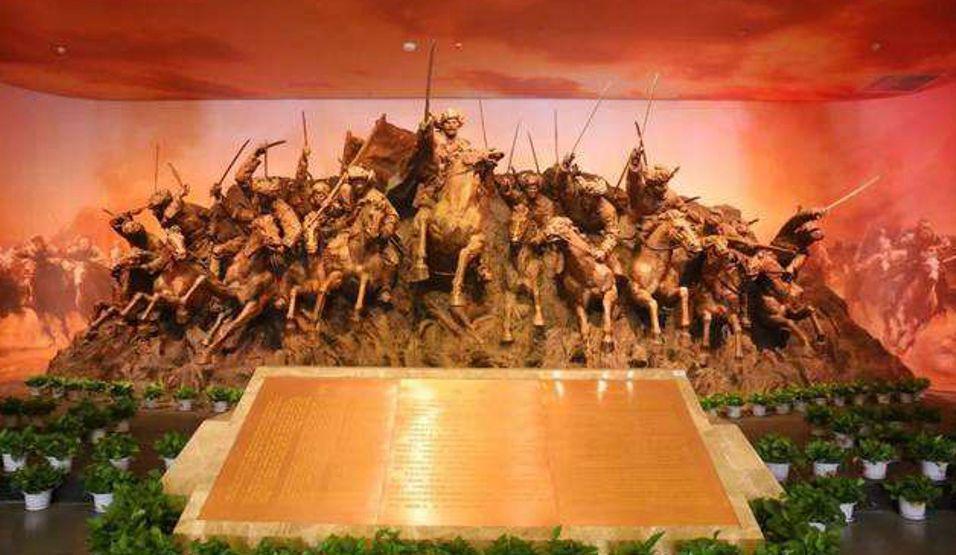 """传承内蒙古革命红色基因  凝聚""""建设亮丽内蒙古、共圆伟大中国梦""""的磅礴力量(连载四) 第27张"""