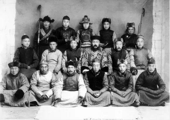 看完这些内蒙古老照片,感慨万千... 第4张