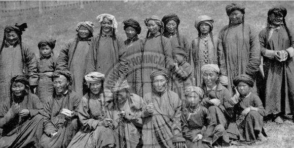 看完这些内蒙古老照片,感慨万千... 第6张