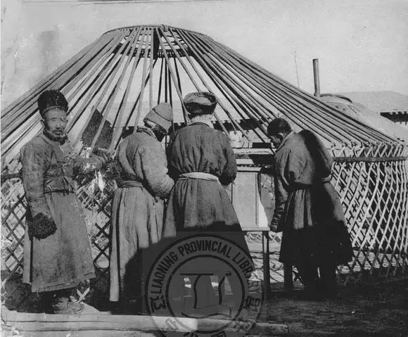 看完这些内蒙古老照片,感慨万千... 第14张