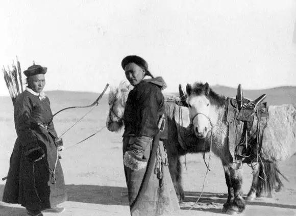 看完这些内蒙古老照片,感慨万千... 第20张