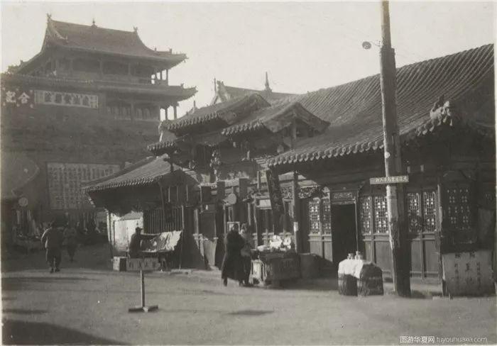 民国时期的内蒙古呼和浩特老照片、太珍贵了 第2张