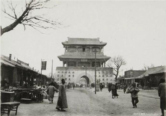 民国时期的内蒙古呼和浩特老照片、太珍贵了 第8张