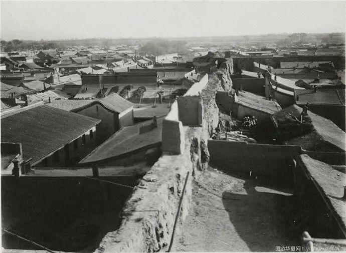 民国时期的内蒙古呼和浩特老照片、太珍贵了 第12张