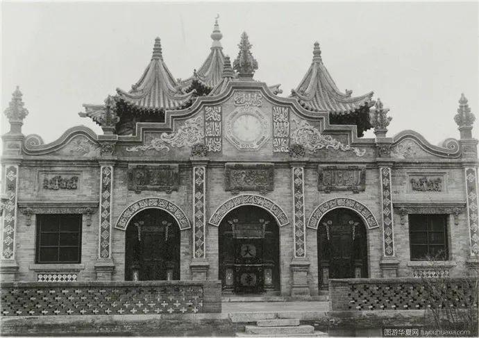 民国时期的内蒙古呼和浩特老照片、太珍贵了 第14张