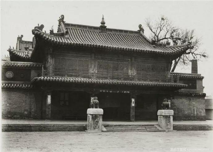 民国时期的内蒙古呼和浩特老照片、太珍贵了 第13张
