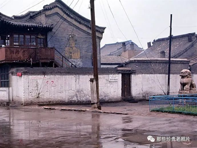 一组1983年拍摄的内蒙古呼和浩特老照片,几代人共同的记忆 第7张