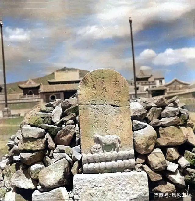 内蒙古老照片:1939年的多伦县汇宗寺(东大仓) 第2张