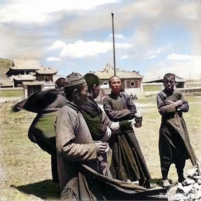 内蒙古老照片:1939年的多伦县汇宗寺(东大仓) 第5张