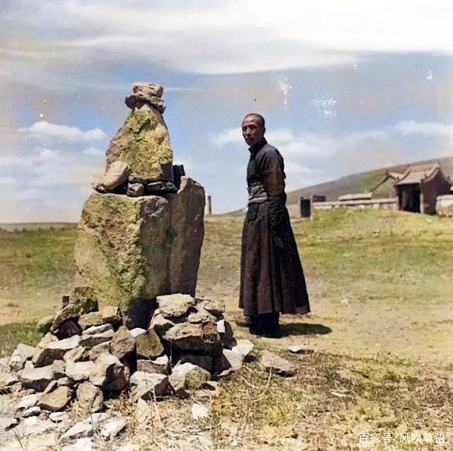 内蒙古老照片:1939年的多伦县汇宗寺(东大仓) 第4张