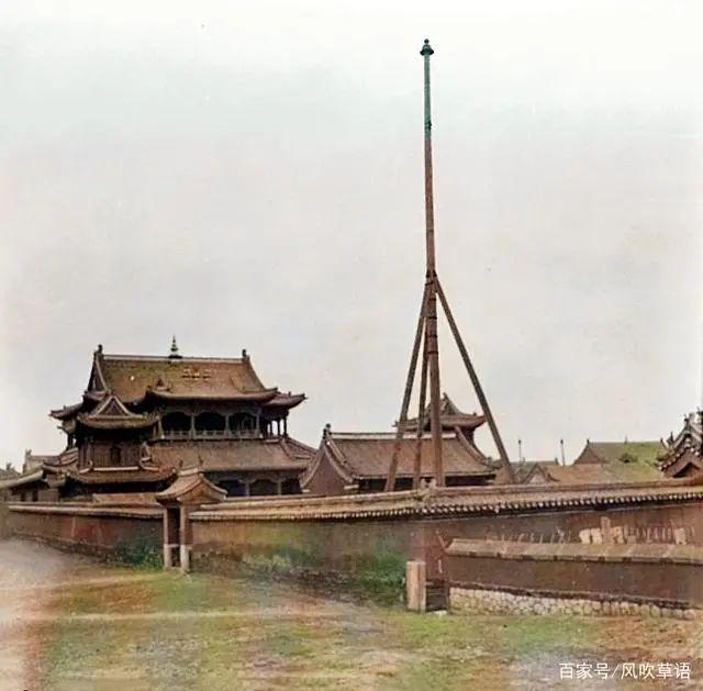 内蒙古老照片:1939年的多伦县汇宗寺(东大仓) 第6张
