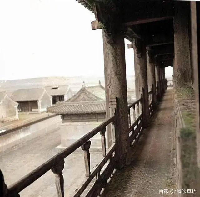 内蒙古老照片:1939年的多伦县汇宗寺(东大仓) 第7张