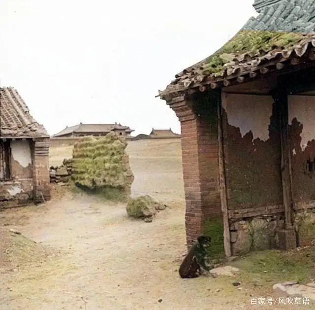 内蒙古老照片:1939年的多伦县汇宗寺(东大仓) 第10张