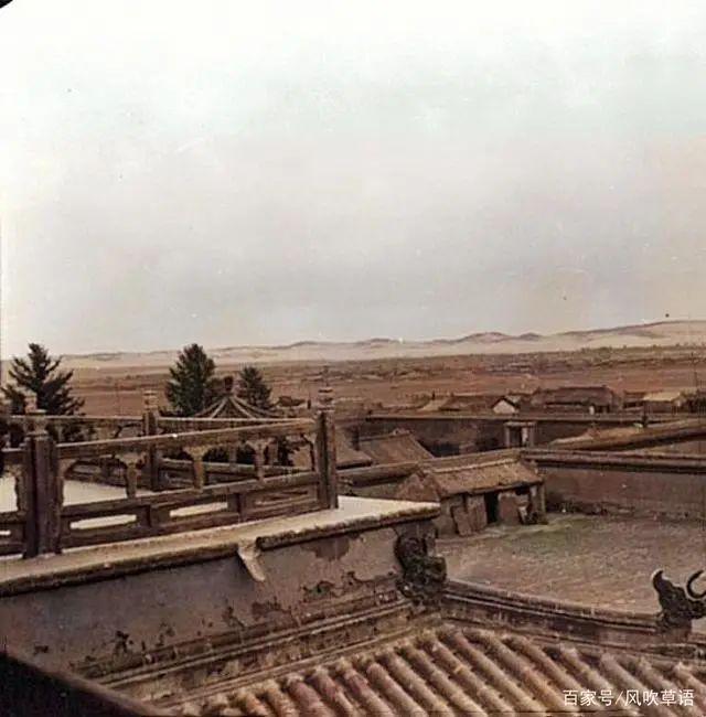内蒙古老照片:1939年的多伦县汇宗寺(东大仓) 第9张