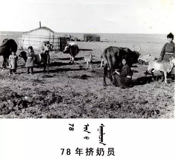 内蒙古阿巴嘎旗老照片欣赏 第59张