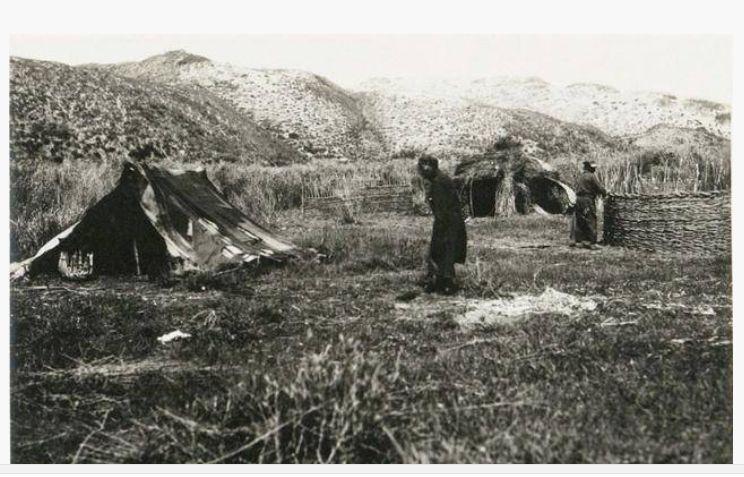 1931年的内蒙古赤峰老照片