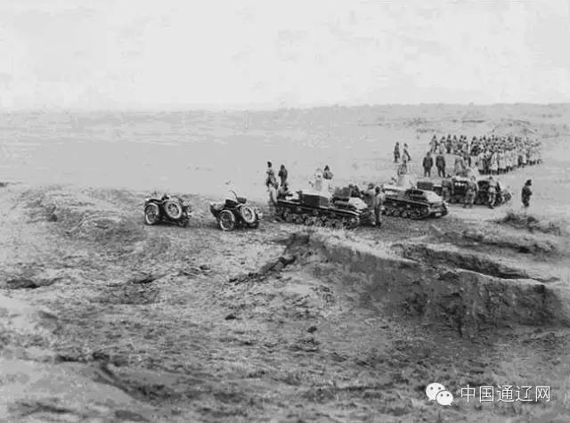 【历史】日本军攻打通辽的战役.....