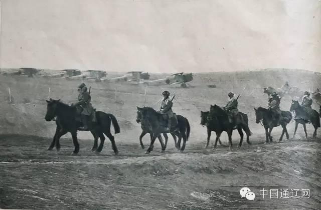 【历史】日本军攻打通辽的战役..... 第5张