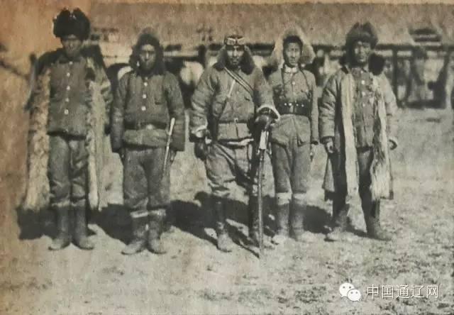 【历史】日本军攻打通辽的战役..... 第8张