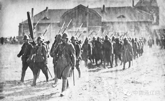 【历史】日本军攻打通辽的战役..... 第10张