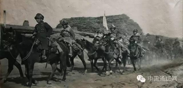 【历史】日本军攻打通辽的战役..... 第12张