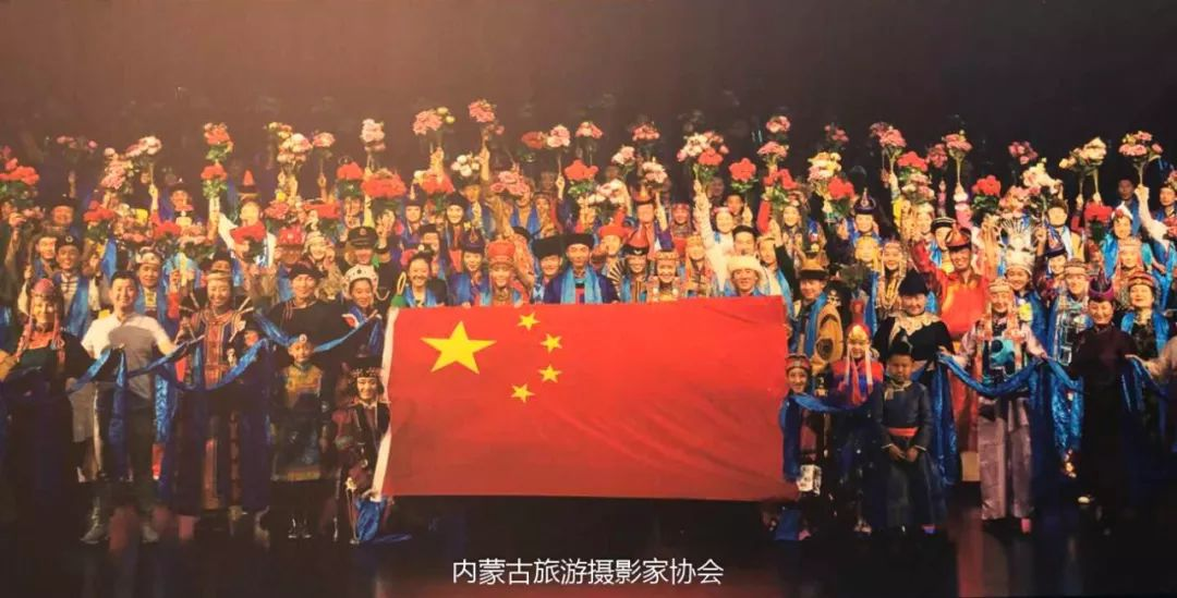 庆祝改革开放40周年 内蒙古美术、书法、摄影作品展开幕 第25张