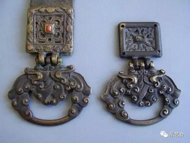 草原瑰宝刀剑:蒙古族图海中的藏传佛教元素 第6张