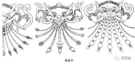 草原瑰宝刀剑:蒙古族图海中的藏传佛教元素 第21张