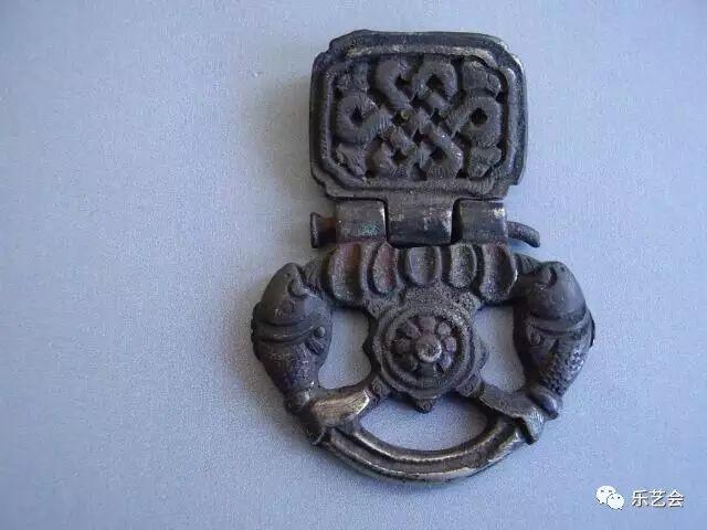 草原瑰宝刀剑:蒙古族图海中的藏传佛教元素 第26张