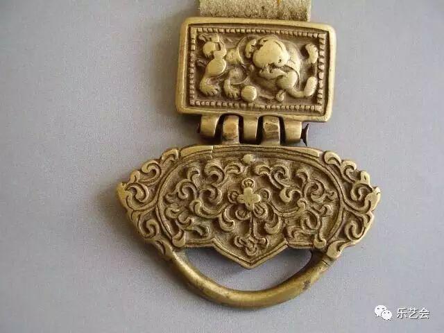 草原瑰宝刀剑:蒙古族图海中的藏传佛教元素 第29张
