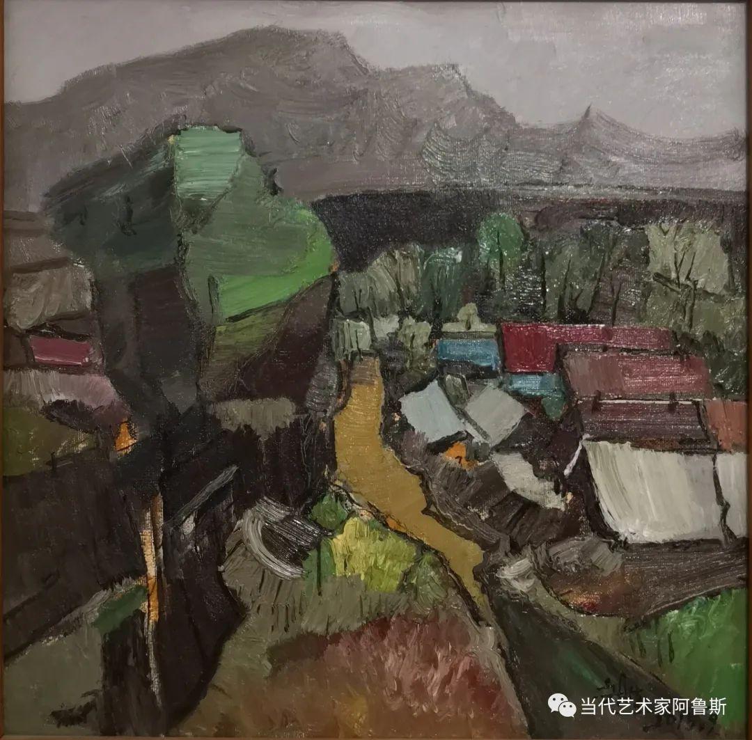 【传承经典】著名画家文胜一奋进新时代砥砺新作为优秀作品展 第7张
