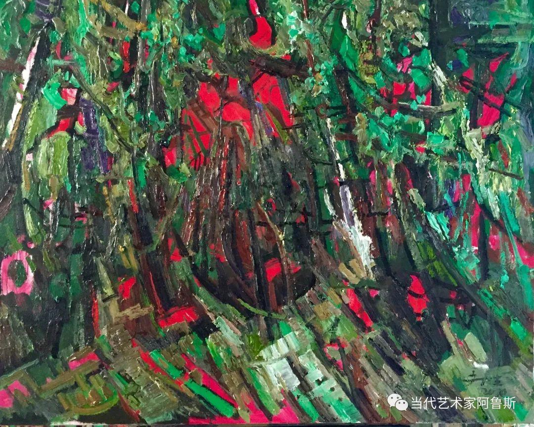 【传承经典】著名画家文胜一奋进新时代砥砺新作为优秀作品展 第21张
