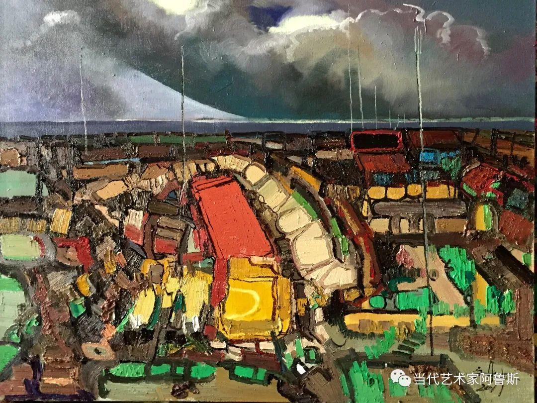 【传承经典】著名画家文胜一奋进新时代砥砺新作为优秀作品展 第43张