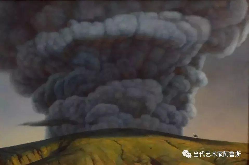 《艺术世界本期专访》著名蒙古族画家德钦作品展 第10张