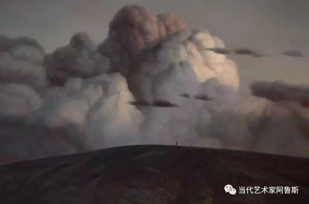 《艺术世界本期专访》著名蒙古族画家德钦作品展 第9张