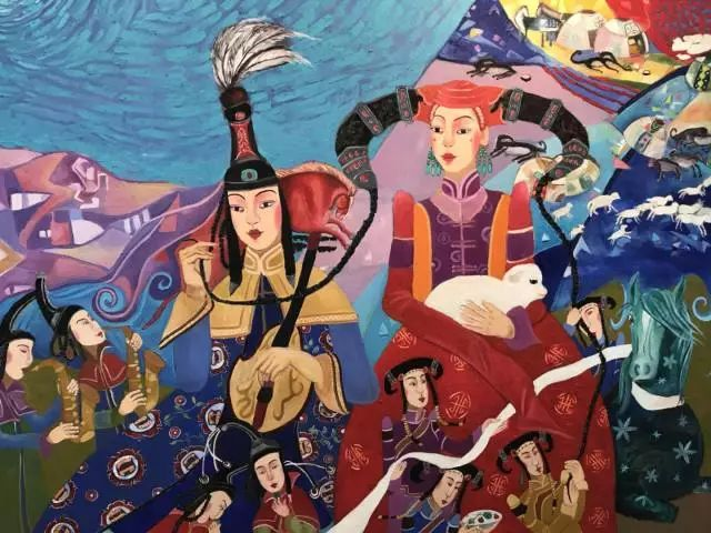 近5万件作品惊艳内蒙古第五届创意设计展