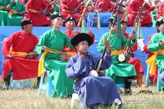 〖蒙古文化〗非物质文化遗产——乌力格尔