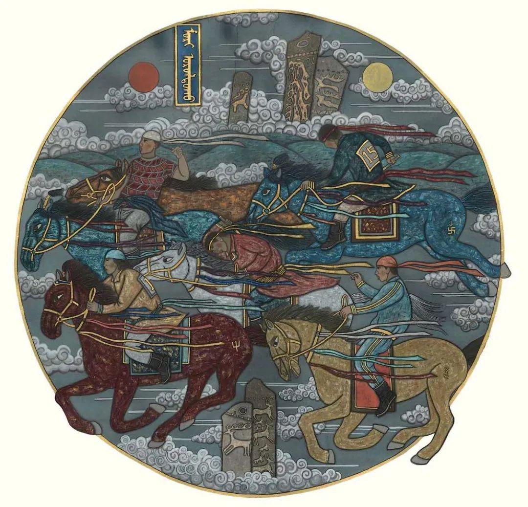 内蒙古艺术学院美术学院2021年硕士及本科生毕业作品展