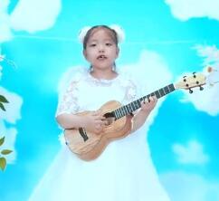 小歌星恩赫扎亚MV《Sahiusan Tenger》可爱的童声